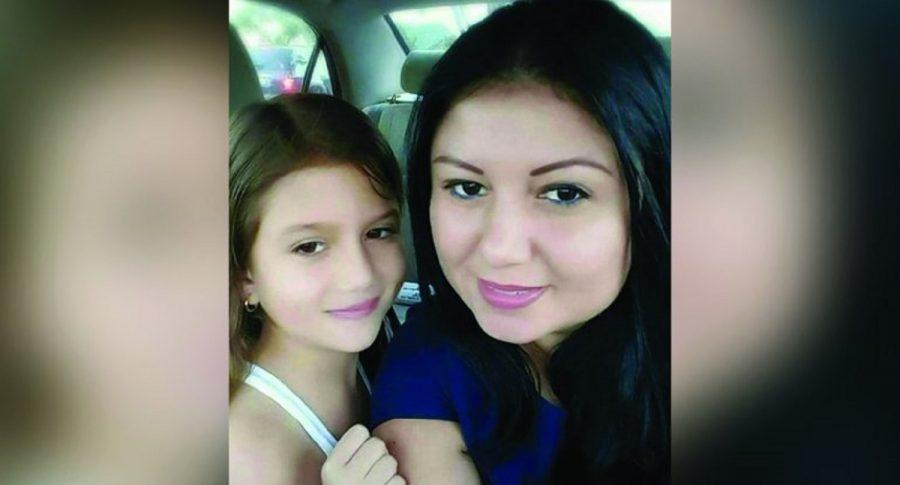 Liliana Moreno y su hija, Daniela