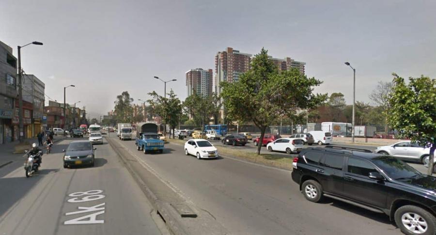 Avenida carrera 68