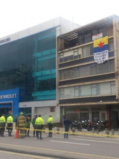 Mateo Gutiérrez, procesado por atentado terrorista en centro de Bogotá
