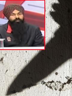 [Video] Así como el 'Joker', hombre confesó asesinato en programa de TV en vivo
