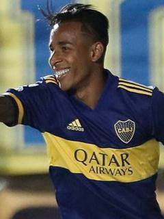 [Video] Russo arrancó en Boca, puso a los colombianos y Villa respondió con gol