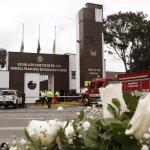 Atentado a Escuela de Policía General Santander