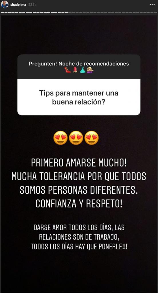 Instagram: @shadelima