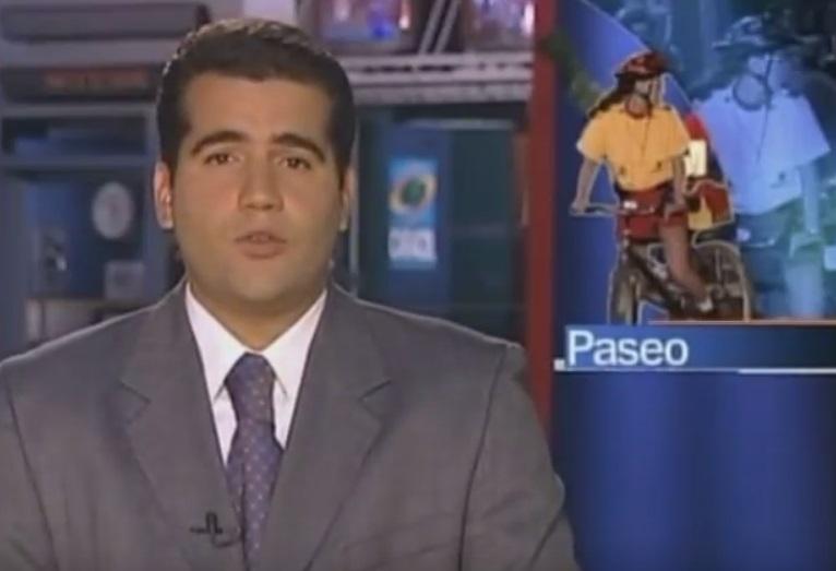 Captura de pantalla 'La Red'.