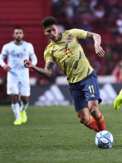 [Video] El golazo con el que Colombia abrió marcador ante Argentina en el Preolímpico