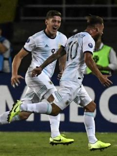 ¡Se dio la lógica! Argentina le ganó sin apuros a Colombia en el Preolímpico
