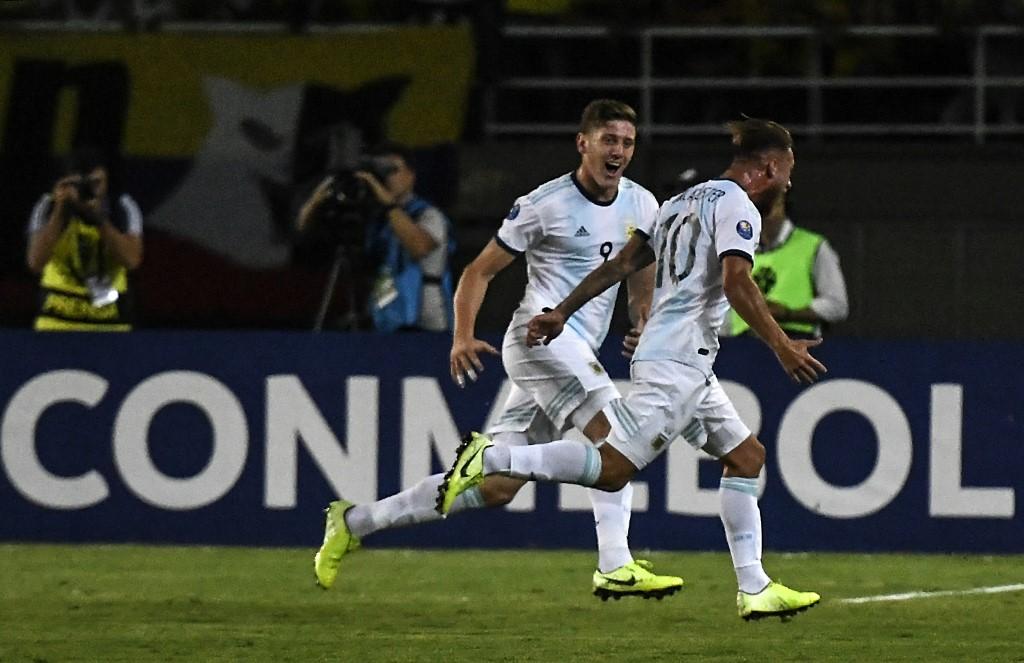 Selección Argentina preolímpico