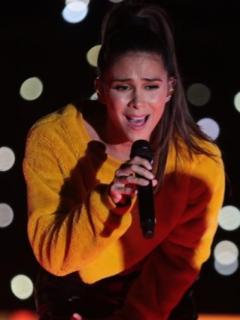 Apague y vámonos: Greeicy Rendón lloró luego de accidentado concierto, en Ecuador