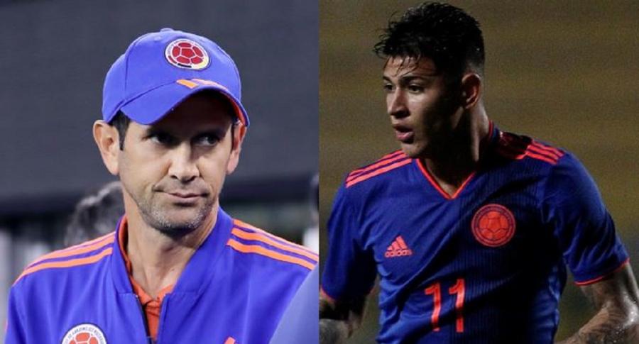 Arturo Reyes y Jorge Carrascal