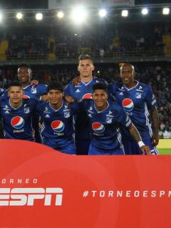 Por gran oferta del fútbol mexicano, el 'tico' Vargas podría dejar Millonarios