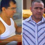 Luis Alfredo Garavito y víctima de él