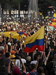Desde Rusia se estarían animando protestas en A. Latina por Twitter: The New York Times