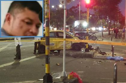 Taxista enviado a la cárcel por grave accidente de tránsito en Bogotá