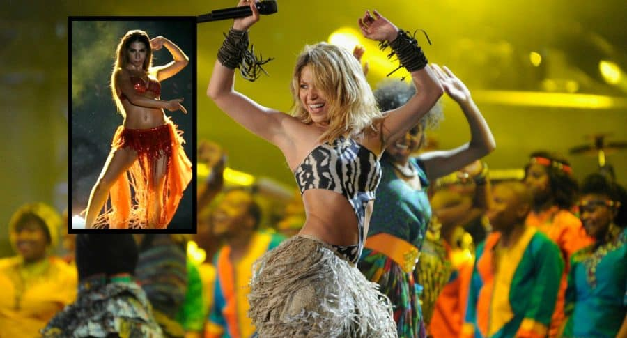 Shakira / Isabella Chams Vega