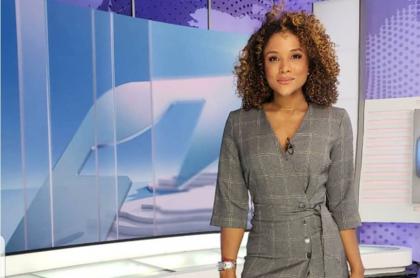 Mabel Lara, periodista.