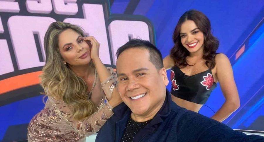 Alejandra Serje, Ariel Osorio y Elianis Garrido