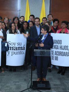 Advertencia de López a manifestantes que generen disturbios en paro del 21 de enero