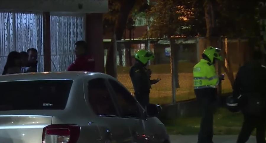 Policía Bogotá