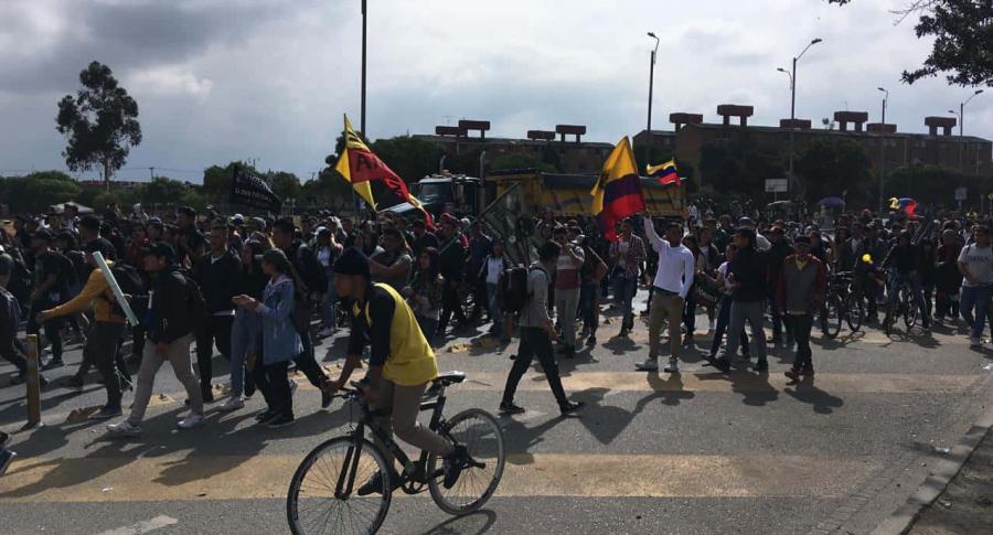 Protestas 21 de enero