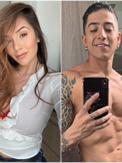 Fotos probarían que ausencia de Lina Tejeiro en redes se dio por viaje con Andy Rivera