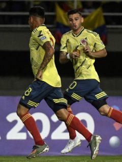 [Video] Los cuatro golazos con los que Colombia le ganó a Ecuador en Preolímpico