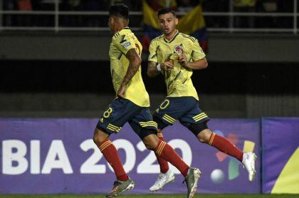 Selección Colombia en el preolímpico