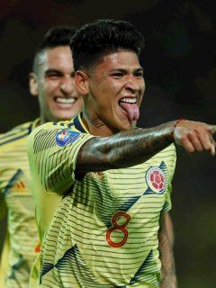 Así quedó la tabla de posiciones del Preolímpico luego de la goleada de Colombia