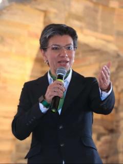 ¿Qué enseñanzas le dejó a Claudia López la aplicación de su protocolo durante las marchas?
