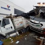 Grave accidente en vía Bogotá-Medellín