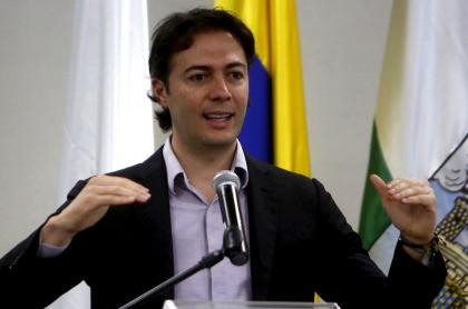 Daniel Quintero, alcalde de Medellín