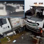 Accidente fatal en la vía Bogotá-Facatativá