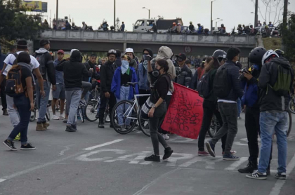 Paro nacional, protestas