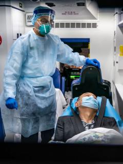 Vacuna contra coronavirus de Wuhan empezaría a probarse en humanos a finales de abril