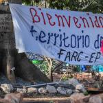 Zona de reinserción de desmovilizados de las Farc
