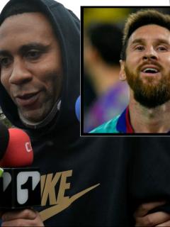La ironía que involucra a Messi, y que lanzó Viáfara antes de ser extraditado a EE. UU.