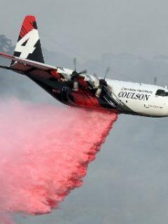 Mueren 3 bomberos estadounidenses que combatían los voraces incendios en Australia