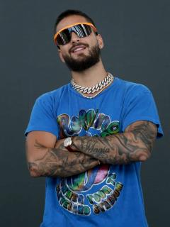 Entrenador de Maluma dijo cómo hizo para que el cantante marcara su abdomen en 12 días
