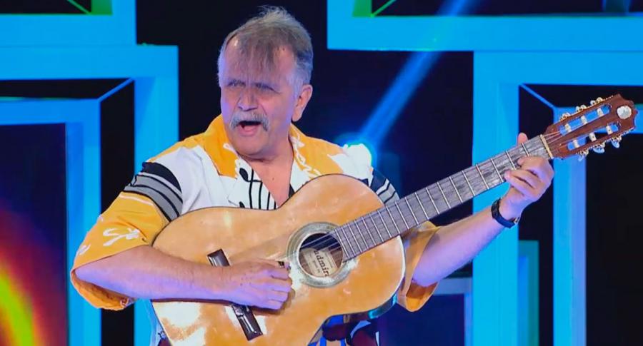 Álvaro Lemon, el 'hombre caimán'