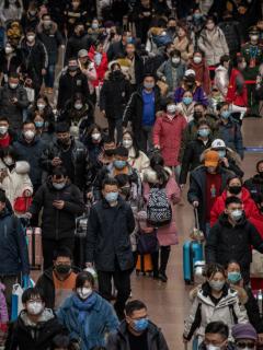 Aumentan a 132 muertos por coronavirus en China; en Alemania ya hay 4 casos confirmados