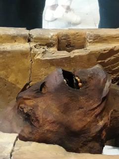 [Audio] Científicos pusieron a 'hablar' a una momia de 3.000 años y esto fue lo que dijo