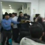 Pelea en hospital de Bogotá