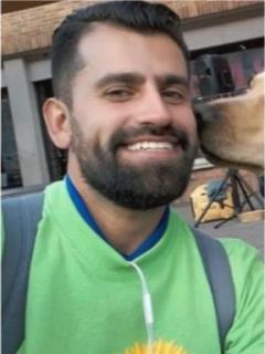Excandidato al Concejo de Bogotá Sergio Torres.