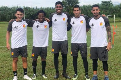 Jugadores Deportivo Pereira