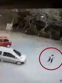 Accidente en Bucaramanga