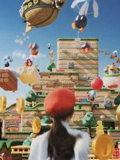 Anuncian cuándo llegará 'Super Nintendo World' a los parques de Estados Unidos