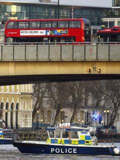 Así es como la policía de Londres va a usar la tecnología como aliada