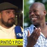 Taxista y Tino Asprilla