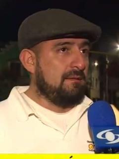 Con vainazo a Hugo Ospina, el 'Tino' le propuso trabajo al taxista que denigró de mujeres