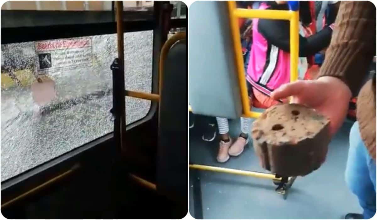 Ataque a bus de TM