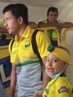 Hija de Sherman Cárdenas está en delicado estado de salud